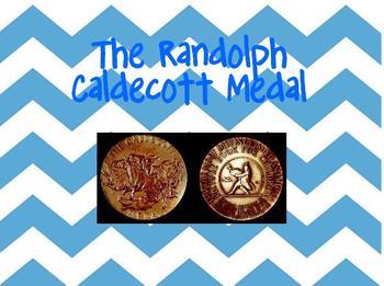 Caldecott Medal PowerPoint Presentation