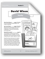 Caldecott Winners 1-3: David Wiesner: 'Tuesday'