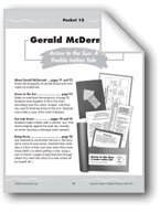 Caldecott Winners 1-3: Gerald McDermott: 'Arrow to the Sun