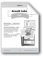 Caldecott Winners 4-6: Arnold Lobel: 'Fables'