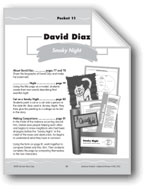 Caldecott Winners 4-6: David Diaz: 'Smoky Night'