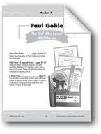Caldecott Winners 4-6: Paul Goble: 'The Girl Who Loved Wild Horses'
