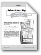 Caldecott Winners 4-6: Trina Schart Hyman: 'Saint George a