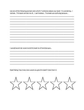 Caleb's Choice Ch.15 (book review template)