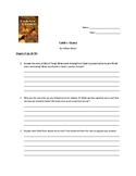 Caleb's Choice Ch.6 Response Questions