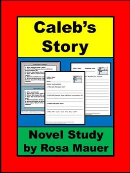 Caleb's Story Literacy Unit
