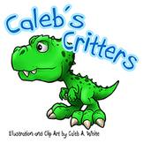 Caleb's Critters, Dino Dots Set 1