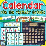 Calendar Set for the Primary Grades
