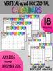 Calendar 2016-2017 - Build a Teacher Planner Binder - Editable