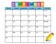 Calendar 2019 - 2020