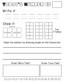 Calendar Activities (Editable)