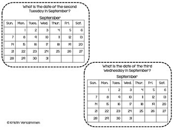 Teaching the Calendar - Games and Resources