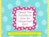 Calendar Activities for Covering the Common Core Set 1