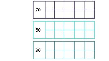 Calendar Activities with 10 Frames