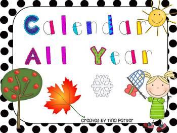 Calendar All Year
