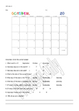 Calendar Assessment