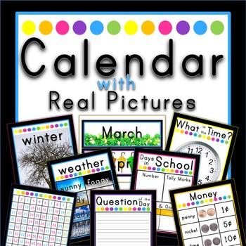 Calendar {Black Neon}