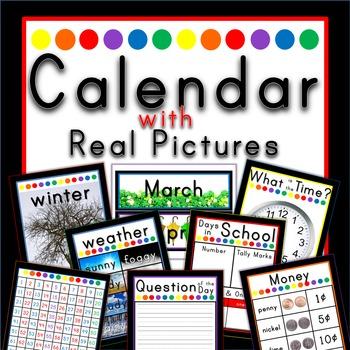 Calendar {Black Primary}