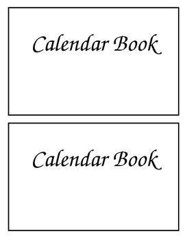 Calendar Book