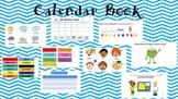 Adaptive and Interactive Calendar Book