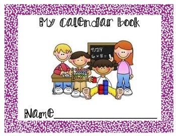 Calendar Book-April