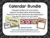 Calendar Bulletin Board Bundle