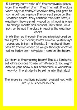 Calendar Bulletin Board Pack - Southern Hemisphere QLD Font