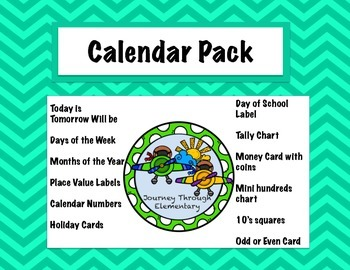 Calendar Bundle