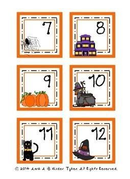 Calendar Bundle Set by Kinder Tykes