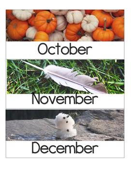 Calendar Cards