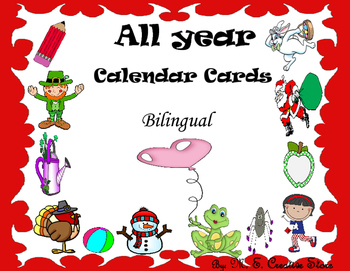 Calendar Cards (All Year)