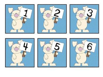 Calendar Cards- April