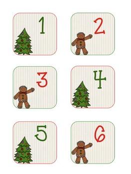 Calendar Cards--December