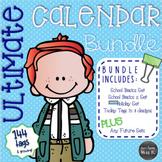 Calendar Cards: Growing Bundle