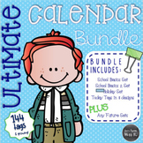 Calendar Cards: Growing Bundle
