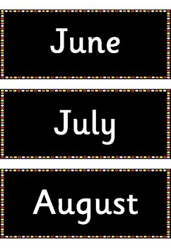 Calendar Cards - Indigenous Theme