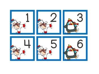 Calendar Cards-January