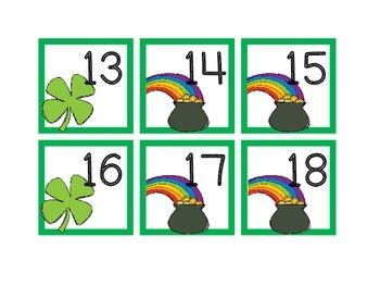Calendar Cards-March