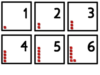 Calendar Cards - Place Value Base Ten