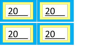 Calendar Pieces/Bulletin Board Set - Spring Sunshine Sky