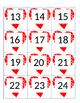 Calendar Cards for February