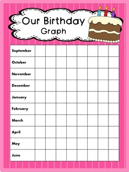 Calendar Charts FREEBIE