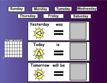 Calendar Circle Time Quarter 4 (4 of 4)