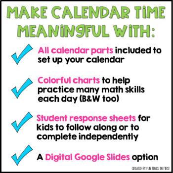 Calendar Companion (Black and White Theme)