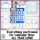 Calendar Companion (Pink, Blue, and Green Chevron)