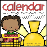 Calendar Companion {K-2 Printables to Supplement Your Daily Calendar}