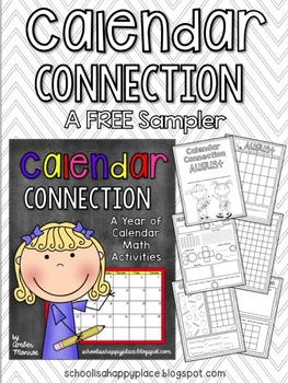 Calendar Connection {A FREE Sampler}