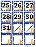 Calendar Cover Anchors Away 25-31 plus