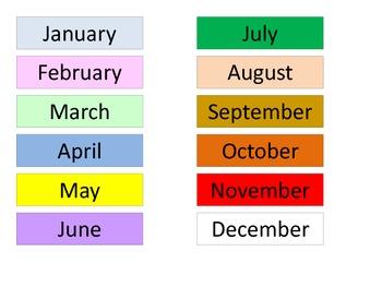 Calendar - Create your own daily calendar