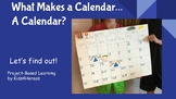 Calendar Creators Project-Based Learning